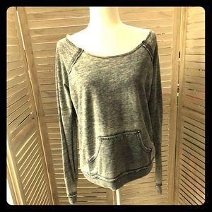 Forever 21 Burnout Sweatshirt